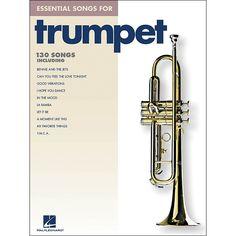 Hal Leonard Essential Songs For Trumpet