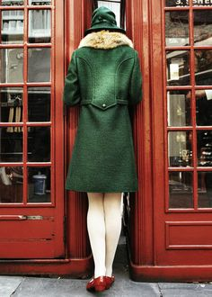 Fashion Reportage for Avenue photographed by Paul Huf, London 1966