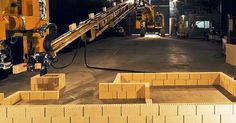 Brick-laying robot stacks 1000 bricks an hour to build a house in 2 days http://ift.tt/2aAGRmG