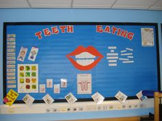 Teeth and Eating classroom display photo - Photo gallery - SparkleBox