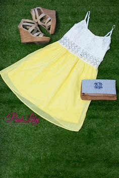 You'll be walking on sunshine in this OOTD!