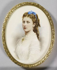 Princess Louise of the United Kingdom. 1865. - Long Live Royalty