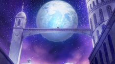 Sailor Moon Crystal - Silver Millennium