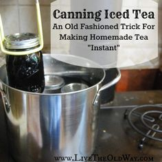 Pressure Canning Recipes, Home Canning Recipes, Canning Tips, Tea Recipes, Cooking Recipes, Pressure Cooking, Easy Canning, Canning Beans, Deserts