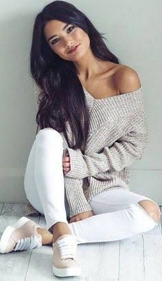 Preppy Winter Outfits Casual To Wear Now - Casual Winter Outfits Casual Winter Outfits, Fall Outfits, Summer Outfits, Black Outfits, Preppy Outfits, Sweater Outfits, Preppy Dresses, Sweater Dresses, Party Outfits