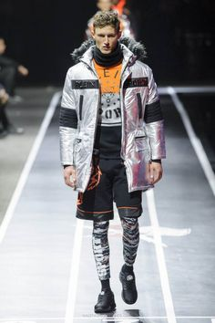 Male Fashion Trends: Plein Sport Fall-Winter 2017 - Milan Fashion Week