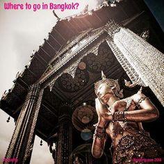 Berlibur ke Bangkok? Ada beberapa tempat yang harus traveler kunjungi, antara lain:  * Grand Palace & Wat Phra Kaew * Wat Arun * Chatuchak Weekend Market * Wat Pho * Khao San Road * Chinatown (Yaowarat) * Kanal-Kanal Bangkok * Asiatique The Riverfront * Madame Tussauds Bangkok dan Siam Ocean World * Jim Thompson's House Museum  #nusatrip #tiketpesawat #hotel #onlinetravel #travel #travelingideas #backpacker #hotelmurah #Bangkok #traveltips #backpackerbangkok