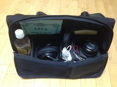 Twitter / nejigami: ひらくPCバッグ、iPadが入る所には、当然のように ...