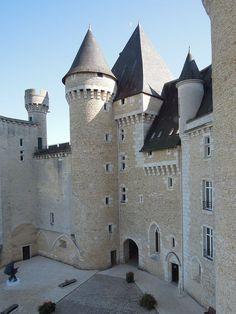 Chateau de Chabenet, France