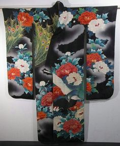 Furisode #274792 Kimono Flea Market Ichiroya