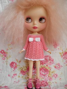 New Dress for Blythe | por Leshan1
