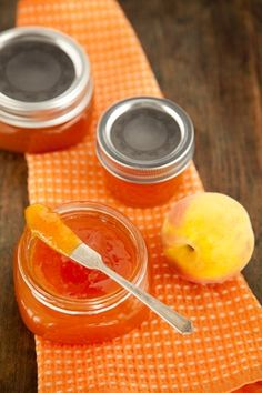 Lucille's Peach Honey #pauladeen