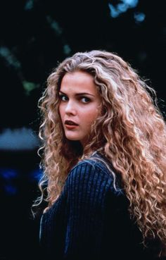Keri Russell in The Babysitter's Seduction, most adorable curls I've ever seen