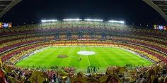 Getting online football tickets to Barcelona matches is very economical
