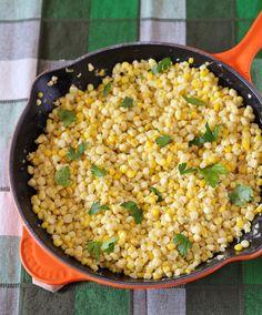 Easy Sautéed Fresh Corn Recipe http://www.rachelcooks.com/2014/08/20/easy-sauteed-fresh-corn-recipe/?utm_campaign=coschedule&utm_source=pinterest&utm_medium=Rachel%20Cooks%20%7C%20Rachel%20Gurk%20(Recipes%20from%20Rachel%20Cooks)&utm_content=Easy%20Saut%C3%A9ed%20Fresh%20Corn%20Recipe
