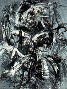 Arte: 5 Maravillosos cuadros de Antonio Saura ~ Culturizando