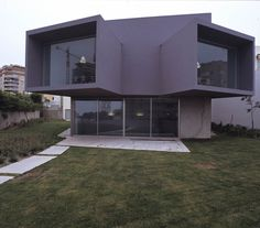 Cinema House by Eduardo Souto de Moura