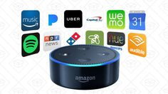 Amazons Blowing Out Refurbished Echo Dots For the Lowest Price Ever