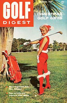Flo Walters, Golf Digest, December 1960