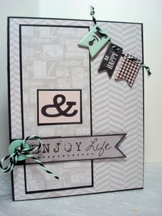 Amy's Creative Pursuits:  My Mind's Eye Chalk Studio Cards