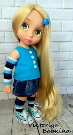 Продолжаем переодевашки, куклы Disney Animators / Куклы Принцессы Дисней, Disney Princess от Disney Animators / Бэйбики. Куклы фото. Одежда для кукол