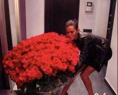 To tylko kilka róż...