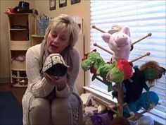 Using Puppets in Play Therapy