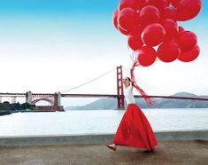 Beauty News: Join Me at Macy's Union Square San Francisco American Icons Event Red Balloon, Balloons, Union Square, Beauty News, Salvador Dali, Curvy Fashion, Fashion 2015, High Fashion, Outdoor Fun