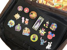 New Disney Pins and Accessories Round Out a Summer of Pins at Disney Parks
