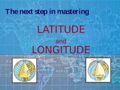 This 21 slide Power Point Lesson on Latitude and Longitude is part of a comprehensive lesson that coordinates with a worksheet packet. The Presentation provides a number of question and answers that are reinforced through the worksheets and can be used as Teaching Geography, World Geography, Teaching History, Teaching Resources, Teaching Ideas, 6th Grade Social Studies, Social Studies Activities, Teaching Social Studies, Map Skills