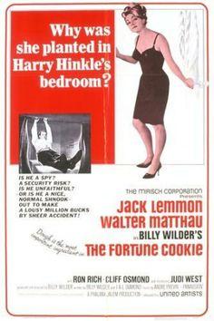 CBS cameraman Harry Hinkle (Jack Lemmon) gets injur ...