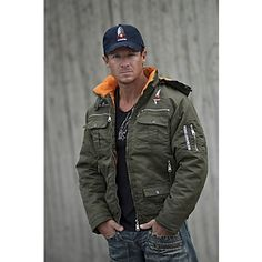 Red Bull Stratos jacket...
