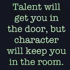 Character!