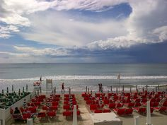 La spiaggia di Andora, Liguria © Laura Carletti on facebook.com/turismoinliguria