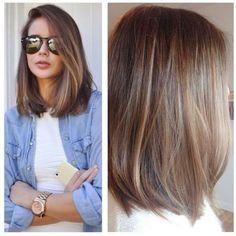 Medium Length Hair Ideas (22)