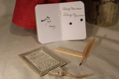 American Girl Felicity's Lesson's Set by PrairieWindGirls on Etsy, $20.00