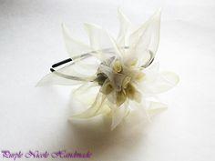 Purple Nicole`s Handmade: accesorii par