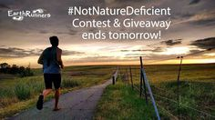 Last chance to enter! All you have to do is post a photo barefoot in nature (or wearing your Earth Runners) and you have a chance to win a custom pair of grounded hemp sandals. Winner is being chosen Sunday evening! Good luck! #NotNatureDeficient #giveaway #contest@the_winged_ling