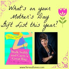 What's on your Mother's Day gift list this year? How about Walk Softly and Carry a Great Bag: On-the-Go Devotionals by Catholic Readings, Gift List, Carry On, Walking, Bag, Books, Movies, Gifts, Gift Registry