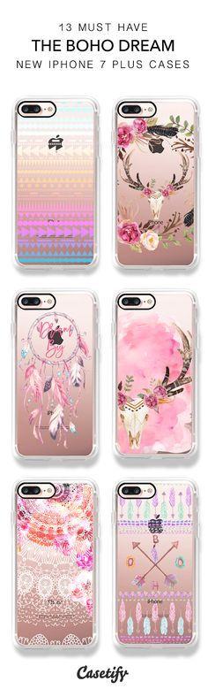 Dreamy Boho! 13 Must Have Boho Dream iPhone 7/ iPhone 7 Plus Phone Cases here > https://www.casetify.com/artworks/y4U9Ye2rsy
