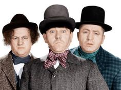 The Three Stooges, Phony Express, Larry Fine, Moe Howard, Curly Howard 1943 Top 10 Comedies, Classic Comedies, The Stooges, The Three Stooges, Comedy Actors, Actors & Actresses, Hollywood Actresses, Abbott And Costello, Cultura General