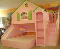 Chambre d'enfants de style translation missing: fr.style.chambre-d-enfants.classique par camas y literas infantiles kids world