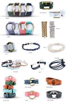 Shop Henri Lou Jewelry - Bracelets