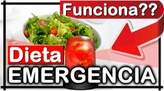 Dieta de Emergência Cardápio Completo perca Rápido 6kg em 5 Dias