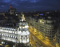 Madrid shines bright