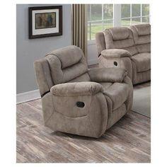 Accent Chairs Acme Furniture Grain Stone