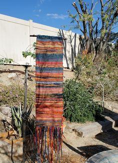 Moon Design, Textile Art, Fiber Art, Sunset, Nature, Handmade, Naturaleza, Hand Made, String Art