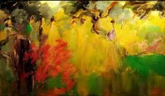 Impressionism   Abstractionism
