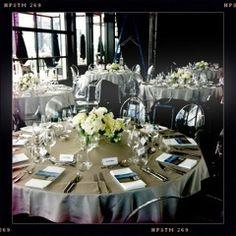 Table shot of Luminare