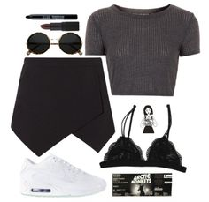 ideas how to wear hoodies casual dresses Look Fashion, Teen Fashion, Korean Fashion, Fashion Outfits, Womens Fashion, Mode Outfits, Trendy Outfits, Summer Outfits, Outing Outfit